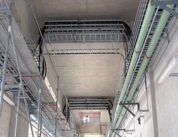 Преимущества кабельных лестниц Meka